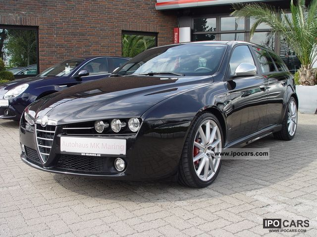 alfa romeo 159 sw ti 2 4. Black Bedroom Furniture Sets. Home Design Ideas