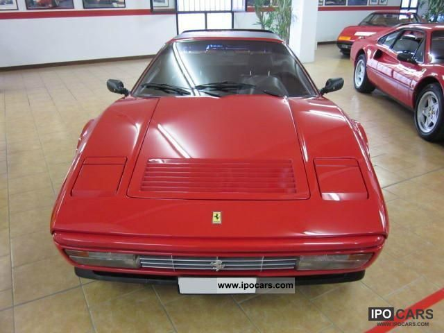 1986 Ferrari  208 GTS Turbo Sports car/Coupe Used vehicle photo