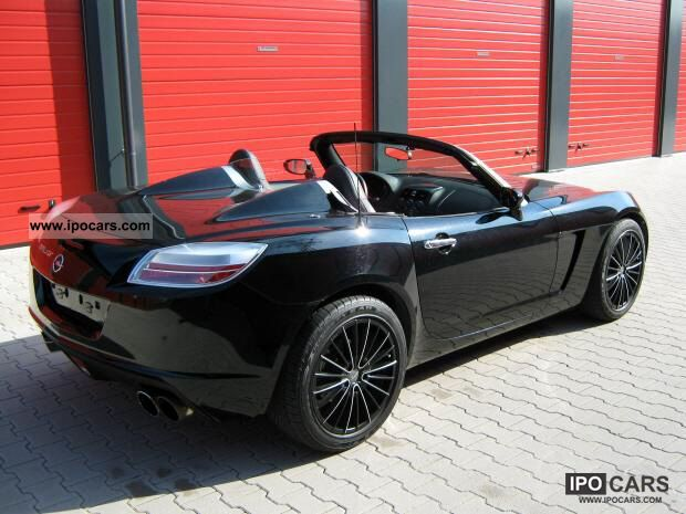 2007 Opel GT + + + + + + leather + air + + LM 18 \ - Car Photo and Specs