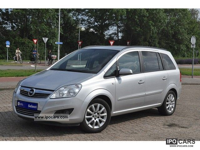 2012 Opel  Zafira 1.8 Temptation Van / Minibus Used vehicle photo