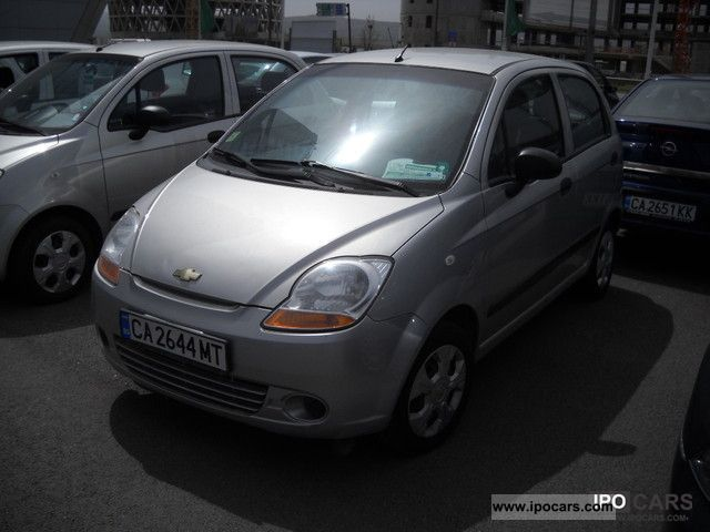 2008 Chevrolet  Spark Small Car Used vehicle photo