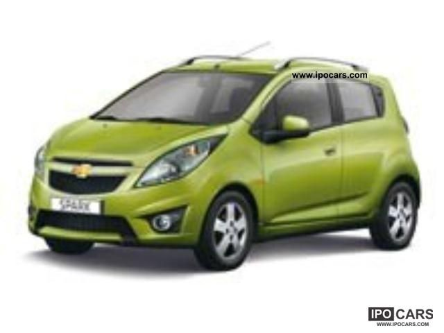 2012 Chevrolet  Spark BENZINA GPL O + 10 ANNI F-IA partire DA Limousine New vehicle photo