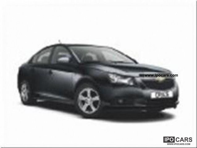 2012 Chevrolet  Cruze berlina BENZINA, DIESEL GPL O A partire DA Limousine New vehicle photo