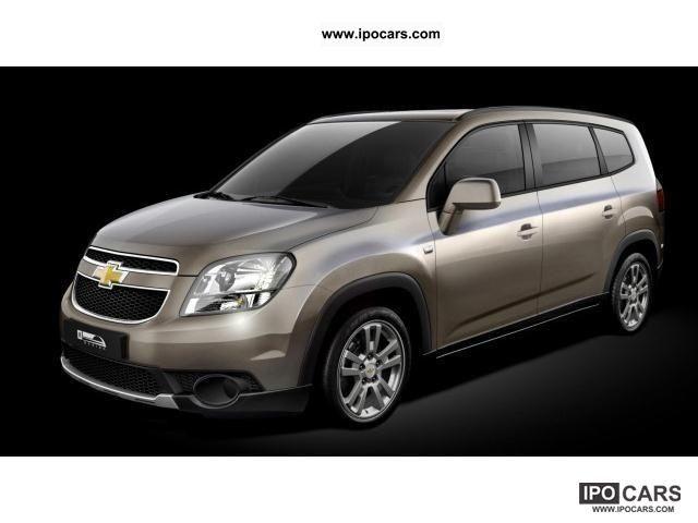 Chevrolet  Orlando BENZINA, DIESEL GPL O A partire DA 2012 Liquefied Petroleum Gas Cars (LPG, GPL, propane) photo