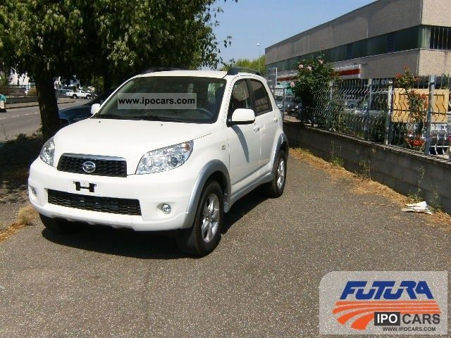 2012 Daihatsu  Terios 1.5 SX (BE YOU) VSC EURO 5 nuove / km zero Off-road Vehicle/Pickup Truck Pre-Registration photo