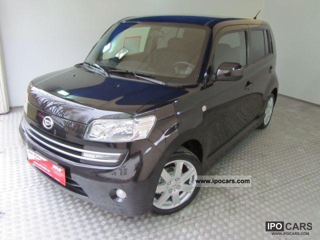 2012 Daihatsu  Materia 1.5 16-inch alloy wheels Estate Car Used vehicle photo
