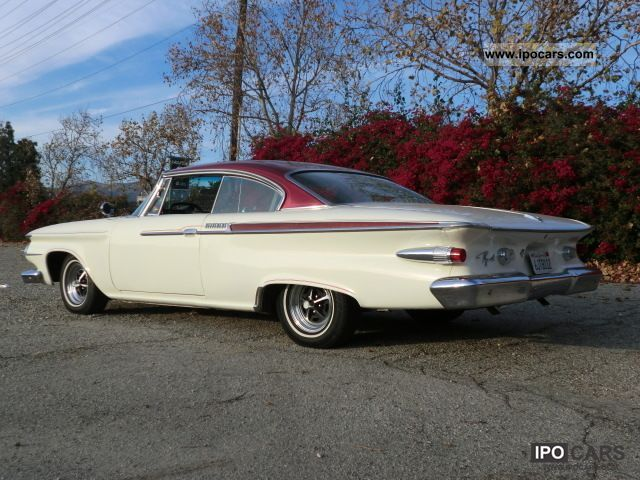 1961 Plymouth  Belvedere Sports car/Coupe Classic Vehicle photo