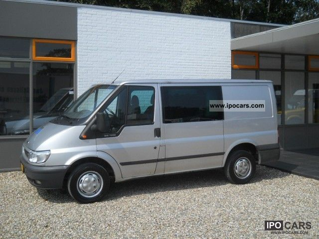 2006 Ford  Transit 2.0 TDCI 125 ps 5 seats silver truck Van / Minibus Used vehicle photo