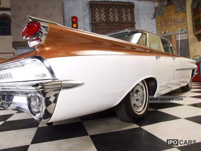 Oldsmobile  Delta 88 Hardtop 1959 Vintage, Classic and Old Cars photo