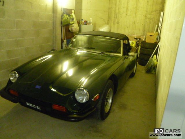 TVR  tvr 3000s 1977 1977 Vintage, Classic and Old Cars photo