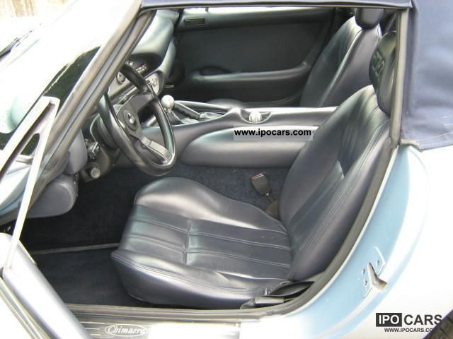 2002 TVR  Chimaera 450 Cabrio / roadster Used vehicle photo