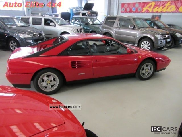 1989 ferrari mondial mondial t 300cv car photo and specs. Black Bedroom Furniture Sets. Home Design Ideas