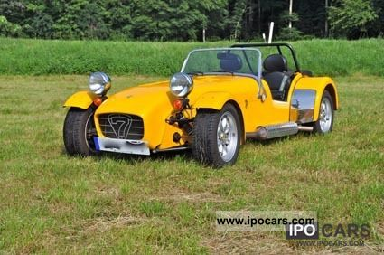 1998 Caterham  Original - LEFT HAND mgl. Cabrio / roadster Used vehicle photo