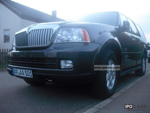 Lincoln  Navigator 2007 Liquefied Petroleum Gas Cars (LPG, GPL, propane) photo
