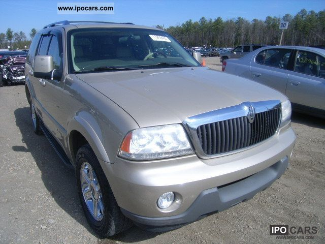 2004 Lincoln  Aviator Limousine Used vehicle(business photo