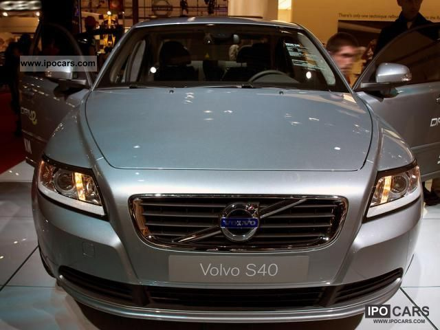 2012 Volvo  S40 to 18% discount from German Vertragshän ... Limousine New vehicle photo