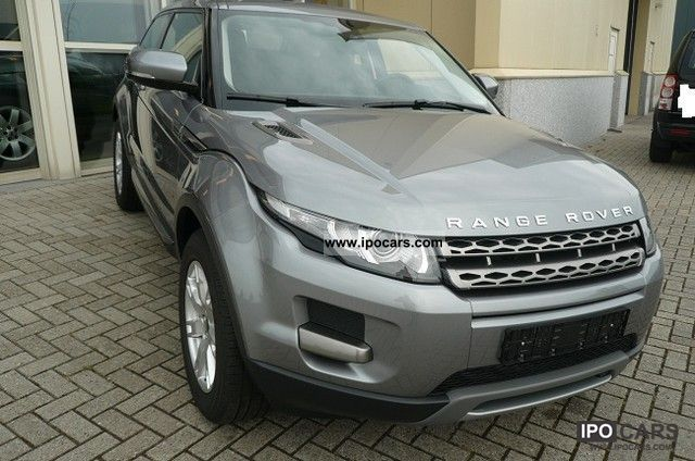 2012 Land Rover  Evoque Si4 Pure Coupe 4WD NAVI * IN STOCK * Off-road Vehicle/Pickup Truck Used vehicle photo