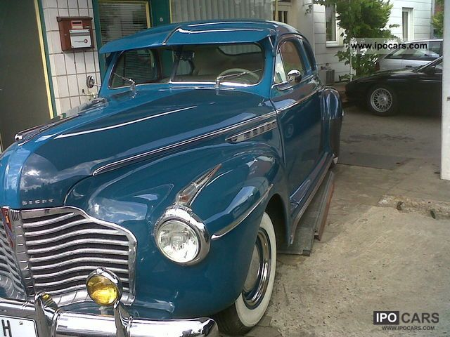 Buick  Eight 1941 Vintage, Classic and Old Cars photo