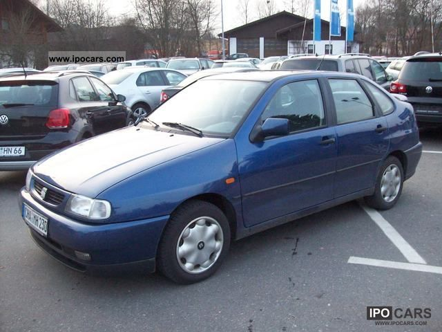 1997 Seat  Cordoba 1.8i Automatic SXE - 1.HAND - ORG.123900KM Small Car Used vehicle photo