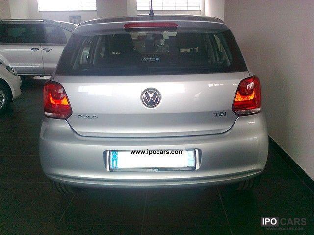 2012 Volkswagen Polo 1 2 Tdi Comfortline Dpf 5 Pt Car