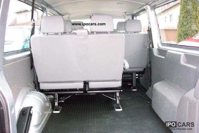 2008 volkswagen t5 caravelle 2 5 tdi air shuttle long 8. Black Bedroom Furniture Sets. Home Design Ideas