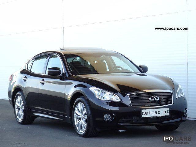 2012 Infiniti  M30 d GT Premium Aut. / Export: 35.800Euro Limousine New vehicle photo