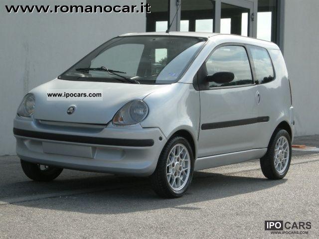 2007 Aixam  A. 500-4 Sport.cerchi.lega.vetri.elettrici Limousine Used vehicle photo
