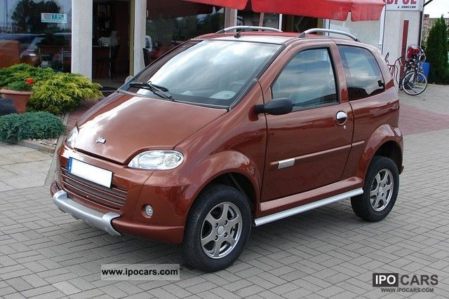 2008 Aixam Inny Jdm Simpa Abaca L6e Car Photo And Specs
