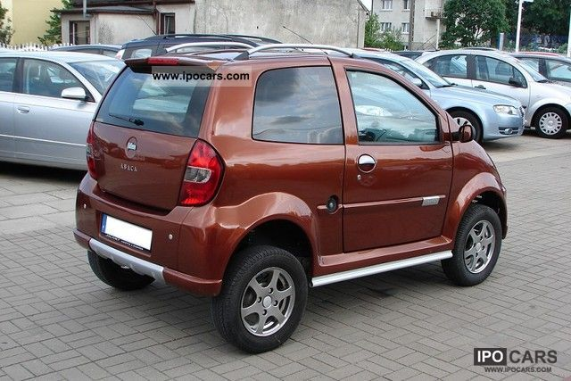 List Of Car Brands >> 2008 Aixam inny JDM SIMPA ABACA L6E - Car Photo and Specs