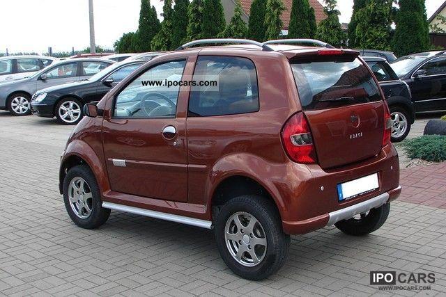 2008 Aixam Inny Jdm Simpa Abaca L6e Car Photo And Specs