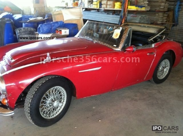 Austin Healey  BJ8 1967 Vintage, Classic and Old Cars photo