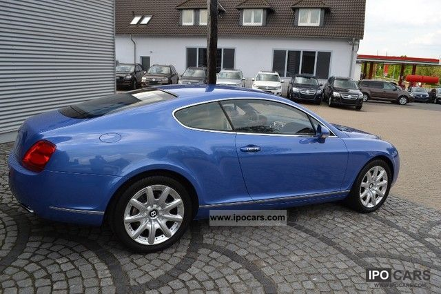 2003 bentley continental gt sports car coupe used vehicle photo 3. Cars Review. Best American Auto & Cars Review