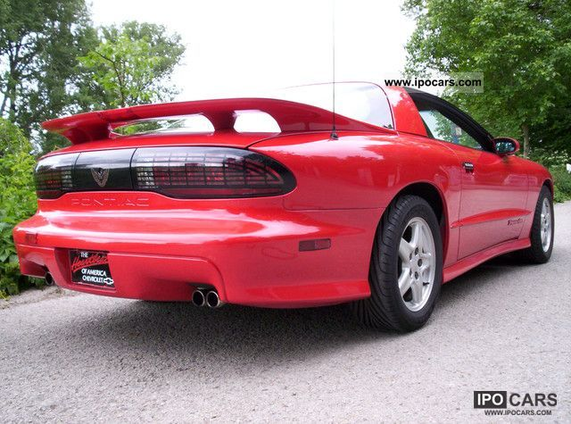 1993 Pontiac Trans Am 5 7 V8 Maintained    From    Very
