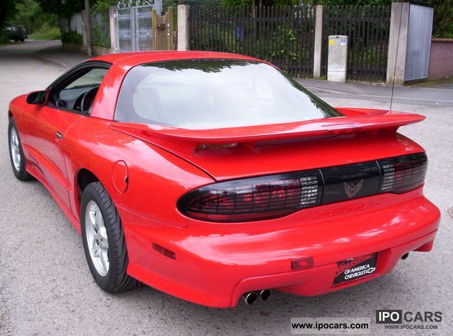 1993 Pontiac Trans Am 5 7 V8 Maintained    From    Very    2 Hand