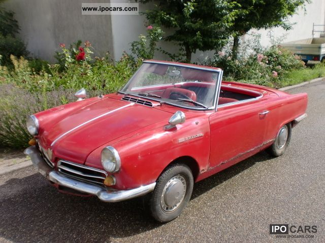 NSU  Wankel Spider built in 1968 1968 Vintage, Classic and Old Cars photo