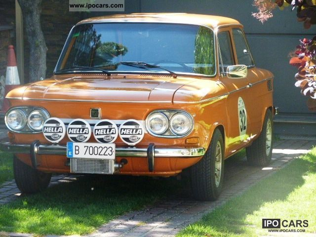 NSU  TTS 1969 Vintage, Classic and Old Cars photo