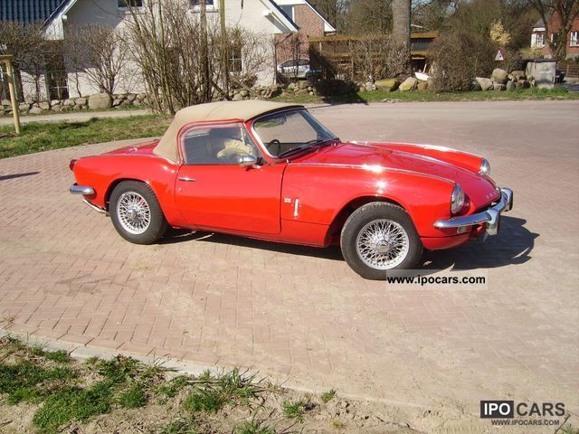 Triumph  Spitfire 1967 Vintage, Classic and Old Cars photo