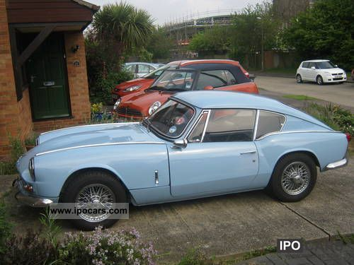 Triumph  GT6 MKI 1968 Vintage, Classic and Old Cars photo