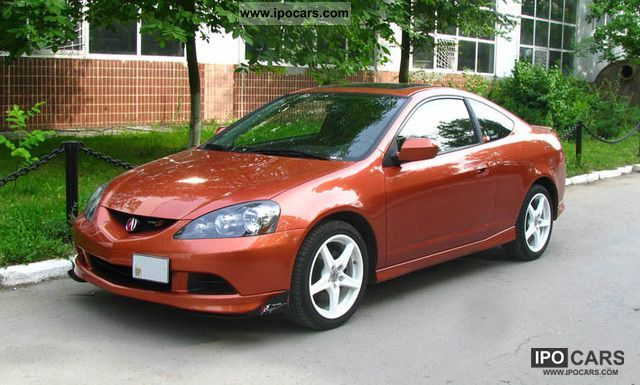 Superb 2005 Acura RSX Sports Car/Coupe