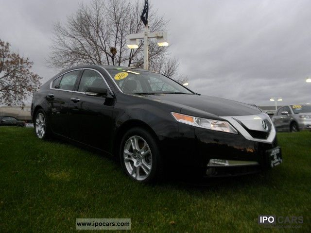 2011 Acura  TL SH-AWD 3.7 V6 Sports car/Coupe Demonstration Vehicle photo