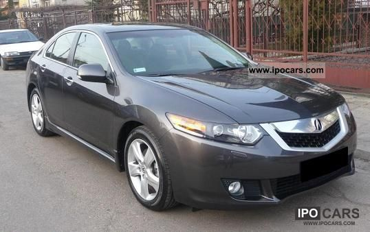 2010 Acura  TSX NAVI DVD 2.4 FULL!!! Limousine Used vehicle photo