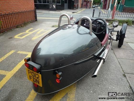 Amazing 2012 Morgan 3 Wheeler * Bright Convertible Pack * Leather RHD Cabrio  560 x 420 · 48 kB · jpeg