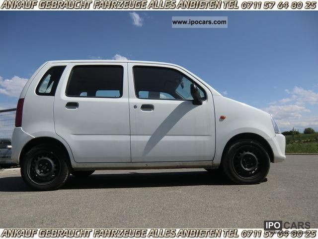 2006 Opel  Agila 1.0 Eoro Cat-4 ~ ~ 1 hand Van / Minibus Used vehicle photo