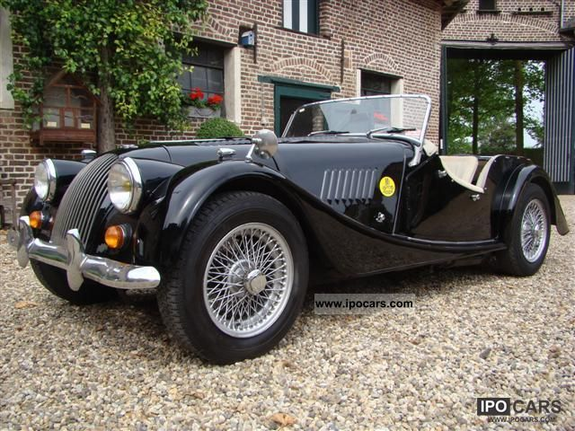 Morgan  4/4 - 1600 1975 Vintage, Classic and Old Cars photo