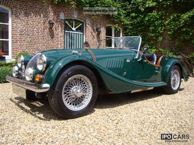 Morgan  4/4 - 1600 1979 Vintage, Classic and Old Cars photo