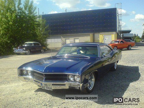 Buick  Wildcat 1967 Vintage, Classic and Old Cars photo