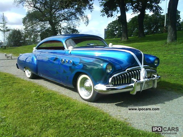 1949 Buick Super Sedanette Super Custom Sedanette 1949