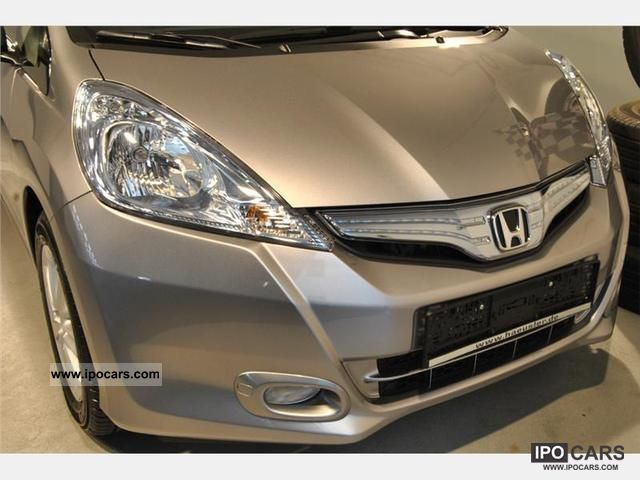 Honda  1.3 Hybrid Jazz Elegance 2012 Hybrid Cars photo