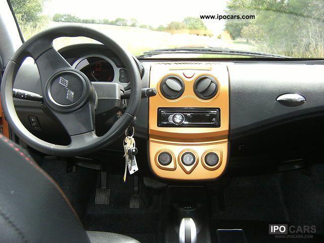 Mazda 3 2.3 Engine >> 2010 Ligier IXO Dci titanium - Car Photo and Specs