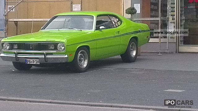 Plymouth  Duster 1970 Vintage, Classic and Old Cars photo